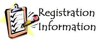 2017-2017 Registration Information