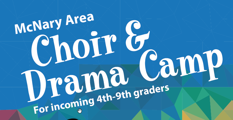 Choir Camp Notice