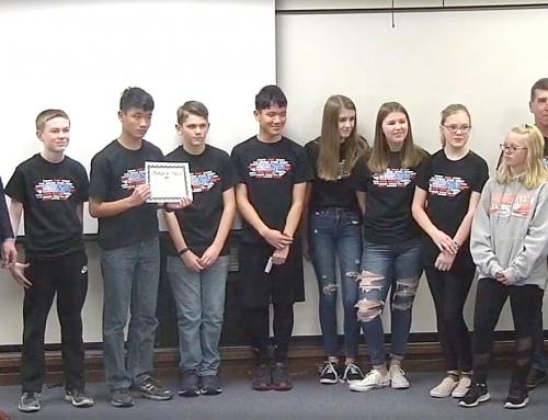 Spotlight on Success: Whiteaker Middle School National Junior Honor Society